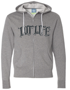 Image of Lot Life Zip Hoodie