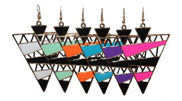 Image of Zig Earrings