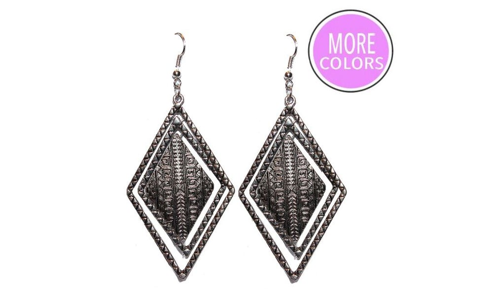 Image of Tatu Earrings