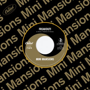 """Image of Mini Mansions Freakout! 7"""""""