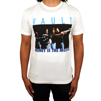 Image of Set If Off T-Shirt (White)