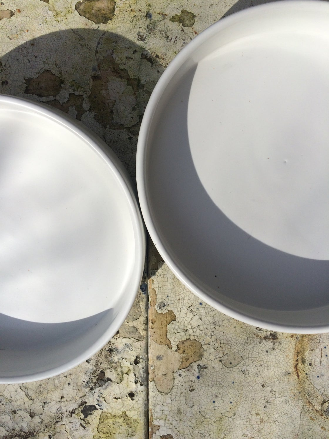 Image of Maximum white on white (set of 2)