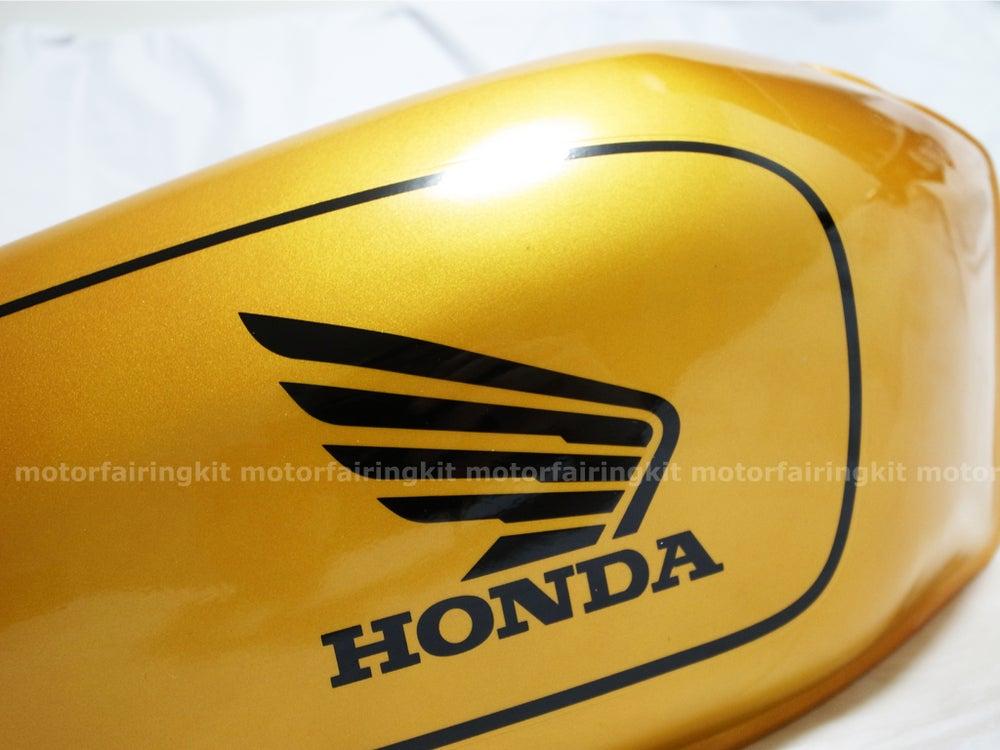 Image of Cafe Racer Honda CG125 / CB125 Fuel Tank/ Gas Tank Golden Wing Series