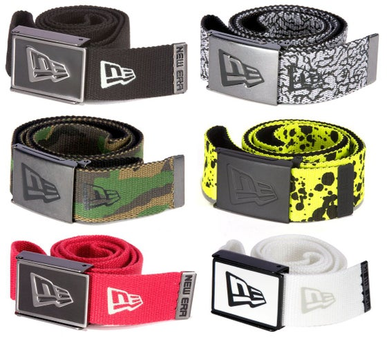 Image of New Era Web Belts