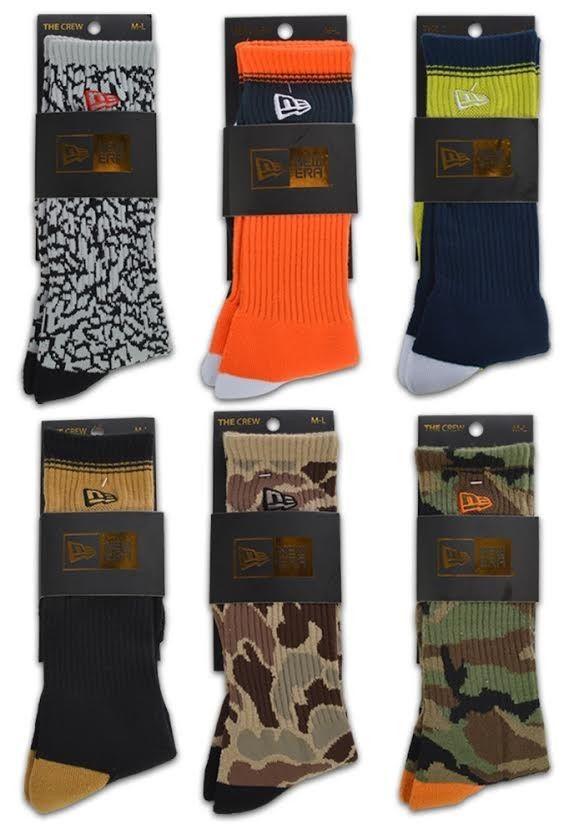 Image of New Era Novelty Crew Socks