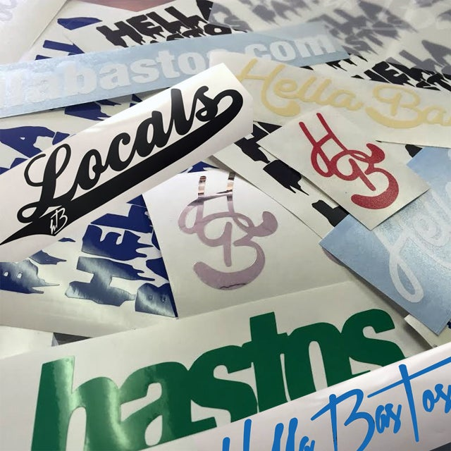 Image of HB Assorted Decal Pack