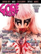 Image of Gore Noir Magazine Issue #4 W/MissNic Cover
