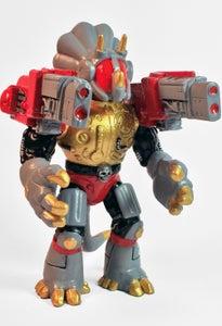 Image of Lazer Saurs Tricera-Tank from Galaxxor x Goodleg Toys