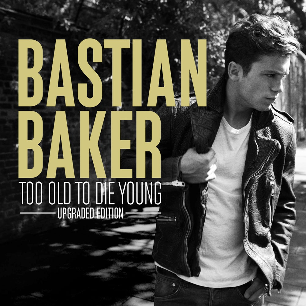 "Image of CD Upgraded Edition ""Too Old To Die Young"""