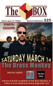 Image of THE BOX - Saturday, March 14, 2015 @The Brass Monkey