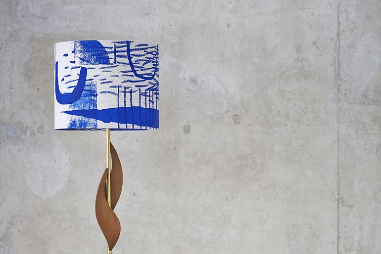Image of 'Assemble / Configure' Lampshade