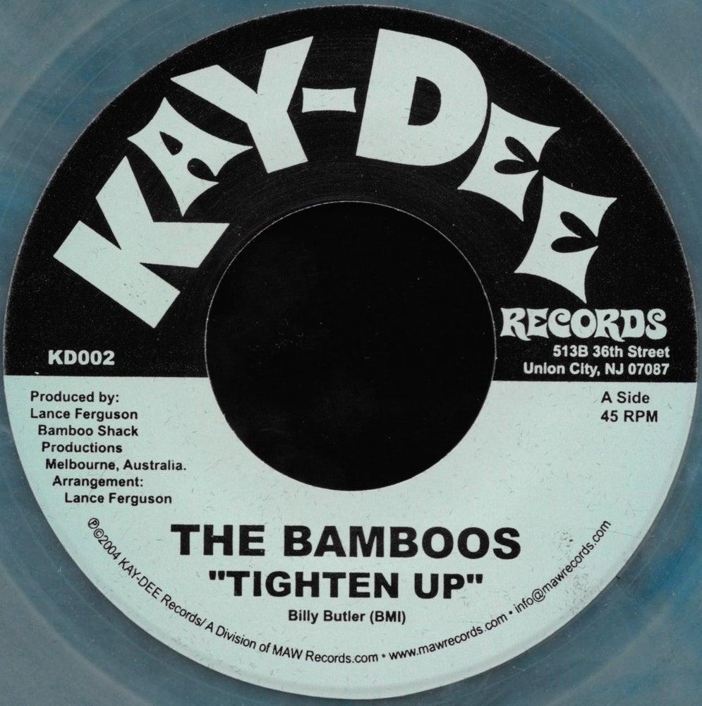 Image of KD-002 THE BAMBOOS LTD ED