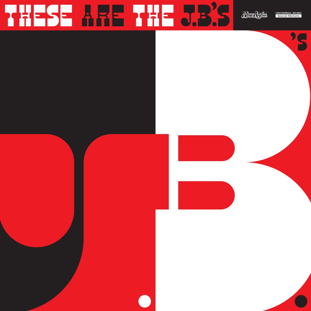Image of THESE ARE THE J.B.'S-J.B.'S