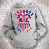 Image of TOKOUSO - ONE LOTO - HOODIE