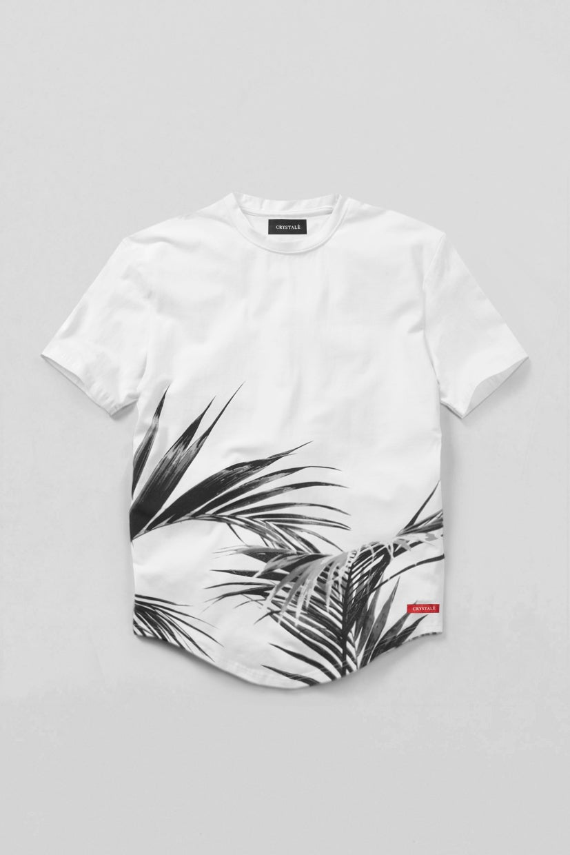 Image of Island T-Shirt in White