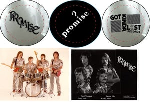 Image of 'Promise' (GKL003 / GKL003CD) ALL EDITIONS