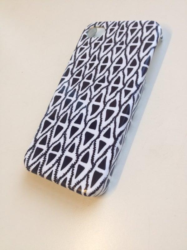 Image of Sliding Patterns Phone Case
