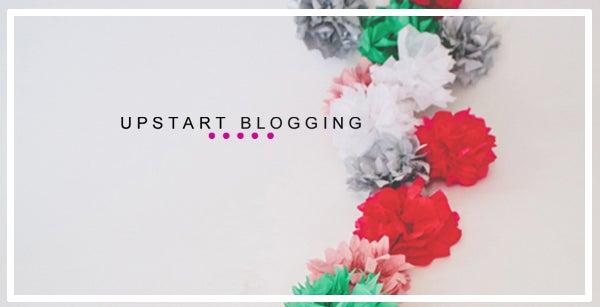 Image of Upstart Blogging Consultation