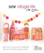 Image of studio craft retreat - village life