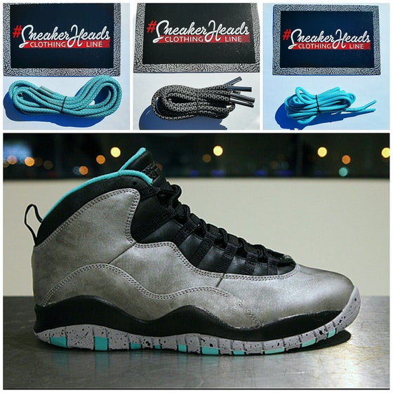 """Image of Exclusive """"Lady Liberty"""" LE Custom Laces Pack"""