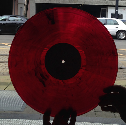Image of LE BONHEUR VINYL LP