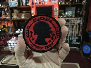 Image of Clownsec Clown Army Embroidered Patch!