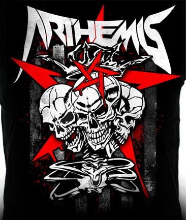 "Image of Arthemis - Army Of Skulls ""A-O-S"""