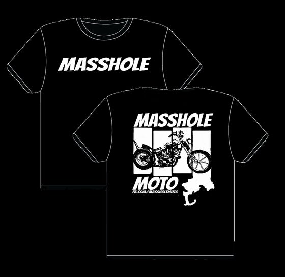 Image of Mass-Flag Tee
