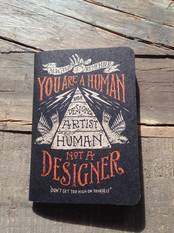 Image of Nathan Yoder Sketchbook