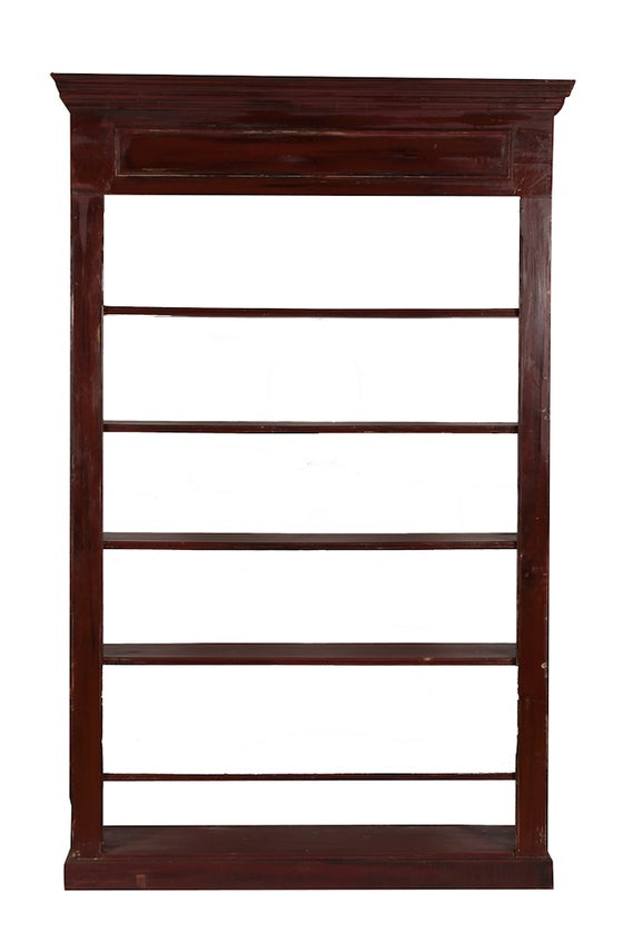 Image of Tall Vintage Bookcase