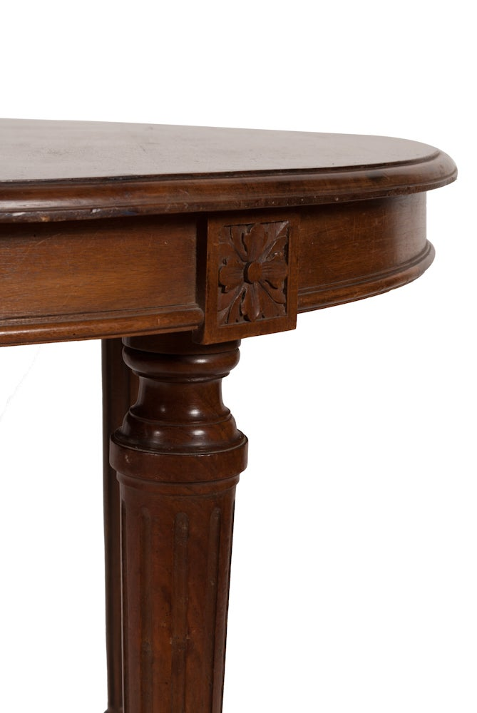 Image of Card or Dining Table from France