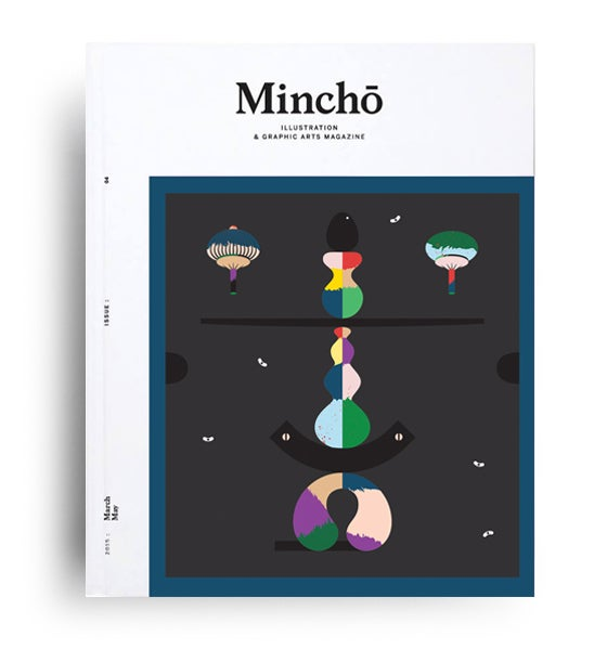 Image of Minchō issue 04