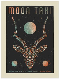 Image of Moon Taxi - GA Theatre