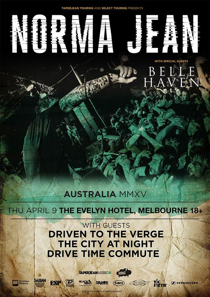 Image of Norma Jean Ticket