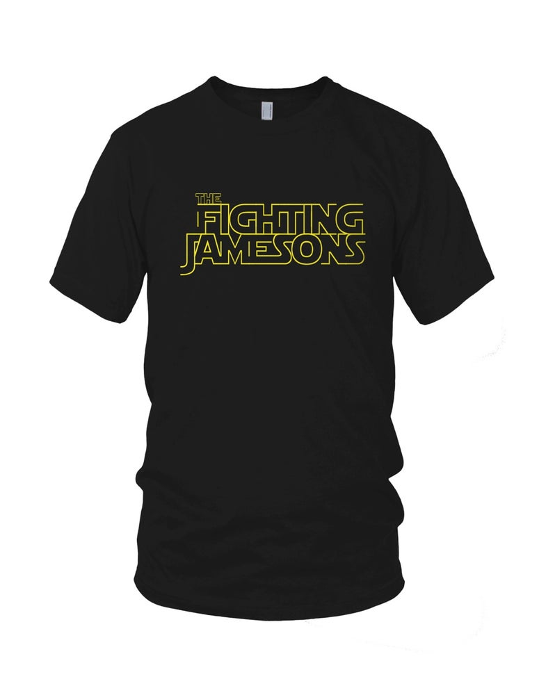 Image of The Fighting Jamesons Tribute Shirt