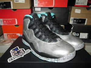 "Image of Air Jordan X (10) Retro ""Lady Liberty"""