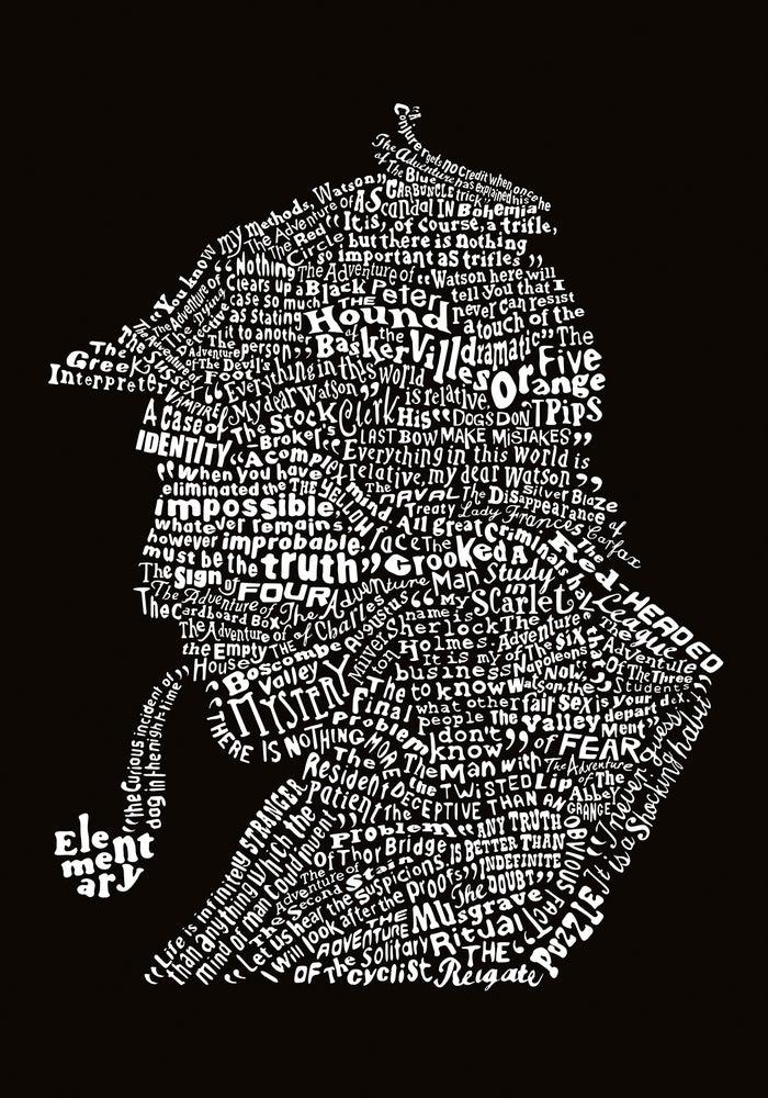 Image of A Study In Sherlock (Black, 2012)