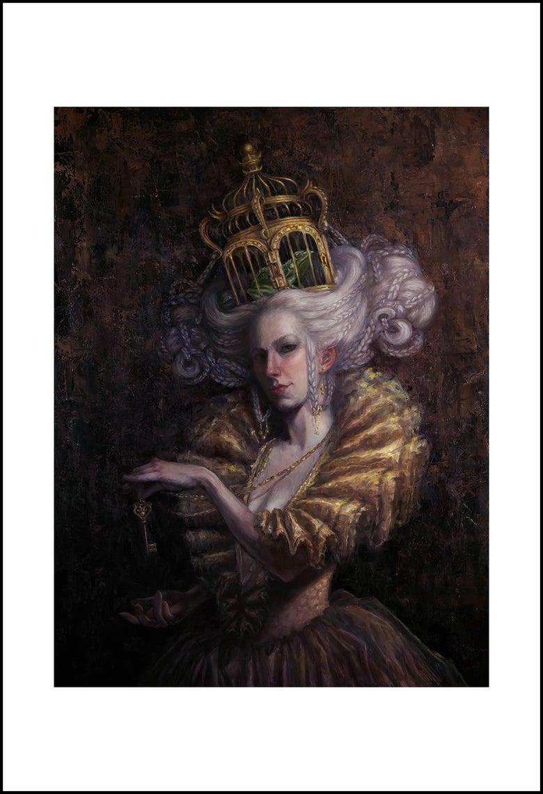 Image of Frog Queen's Revenge - Print
