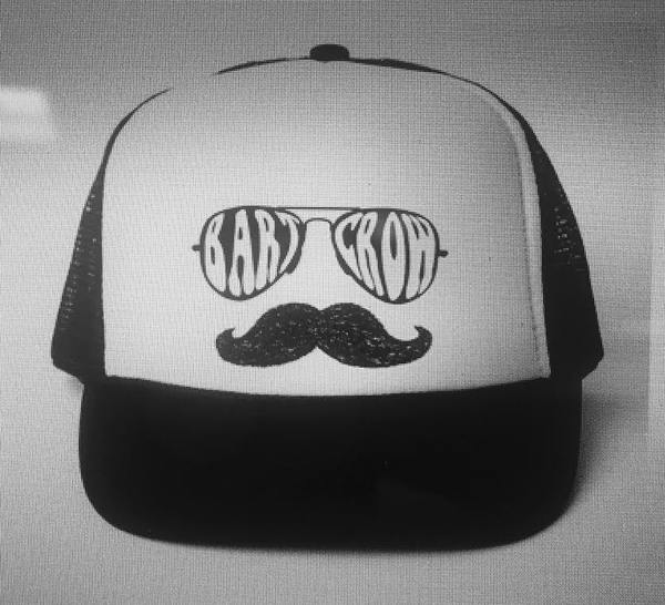 Image of Mustache Trucker Hat