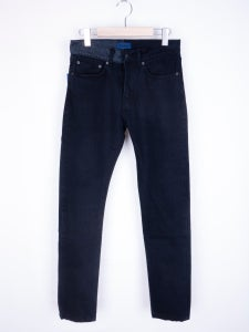 Image of Études Studio - Locomotive Jeans Black Selvedge