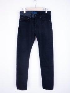 Image of Études Studio - Locomotive Jeans Black Selvedge