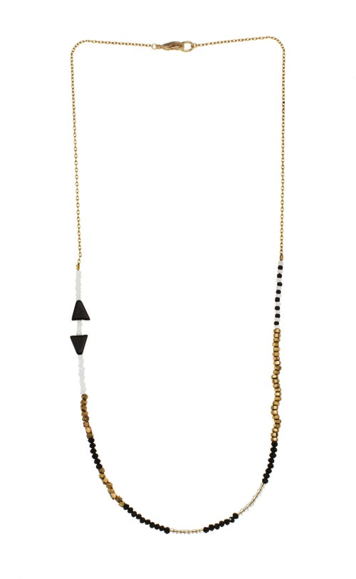Image of WHIMSY BEADED necklace