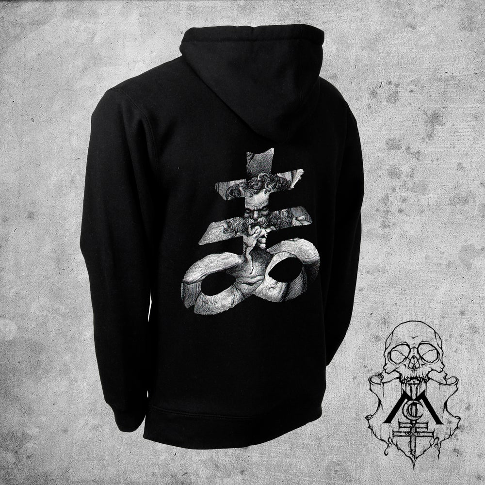 Image of Son of the Morning Zip-Up Hoody