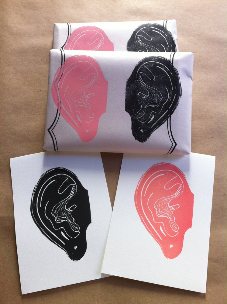 Image of Dear Ear Cards