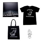 Image of $45 BUNDLE - LP + TEE + TOTE BAG