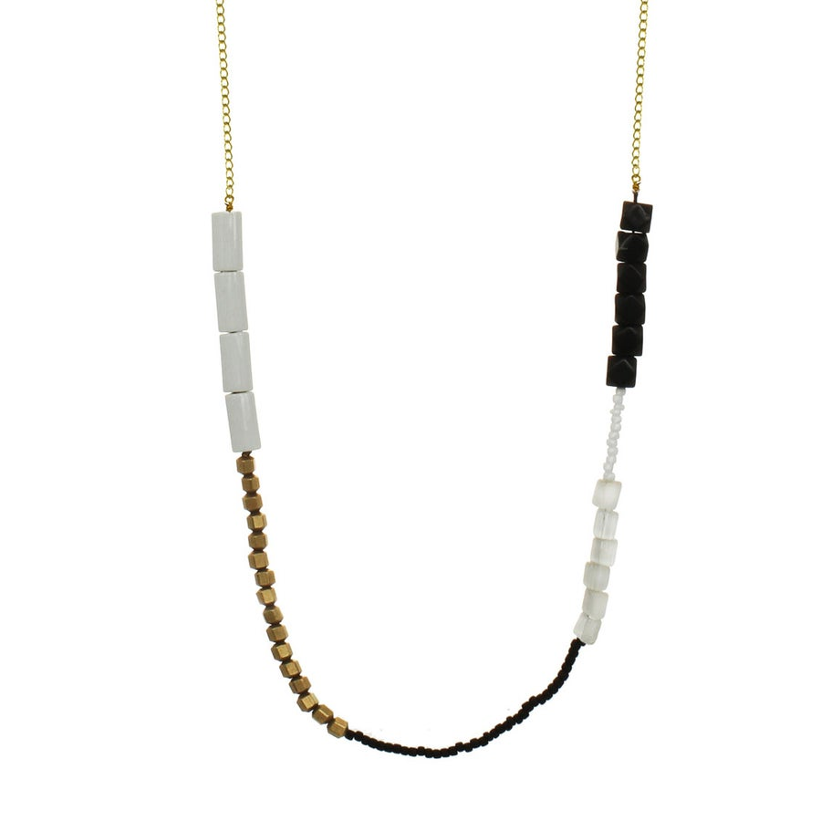 Image of WHIMSY BEADED CHAIN