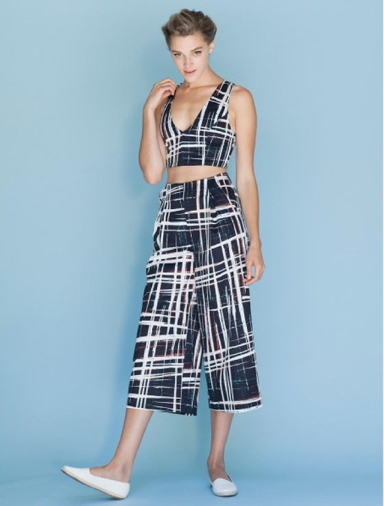 Image of Sam & Lavi Jayce Culotte Pants