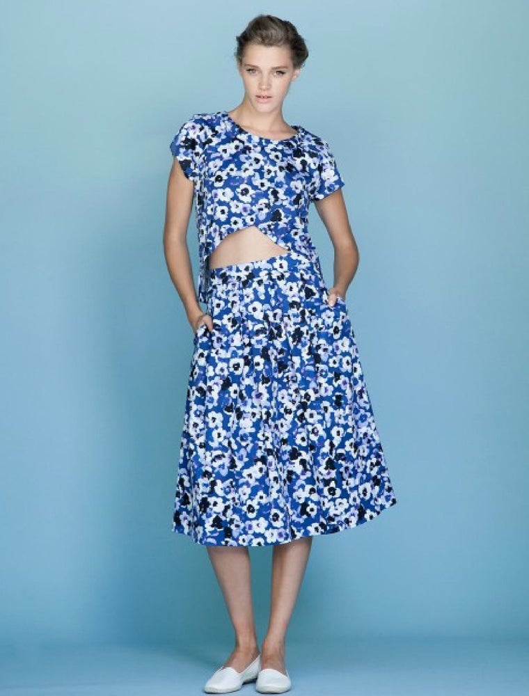 Image of Sam & Lavi Laurel Top and Isadora Skirt