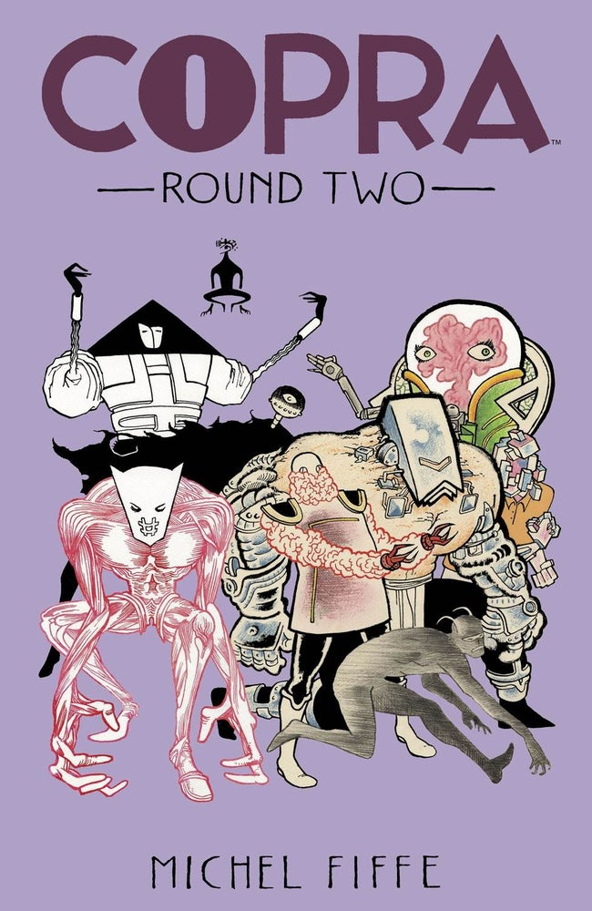Image of COPRA ROUND TWO