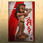 Image of The Walking Dead - Michonne
